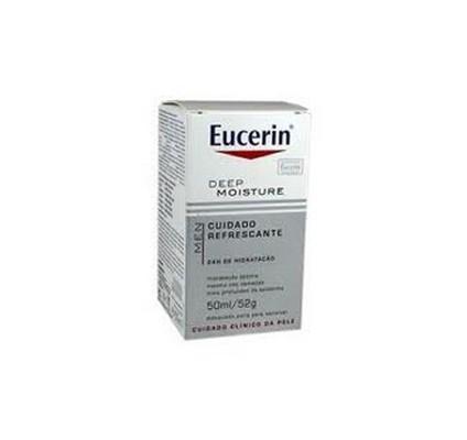 Eucerin Men Crema Facial Hidratante de día 50 mL
