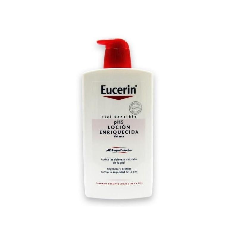 Eucerin pH5 Loción 1000 mL