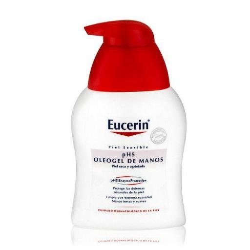 Eucerin pH5 Oleogel de manos