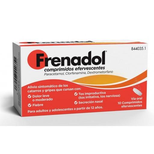 FRENADOL 10 COMPRIMIDOS EFERVESCENTES [0]