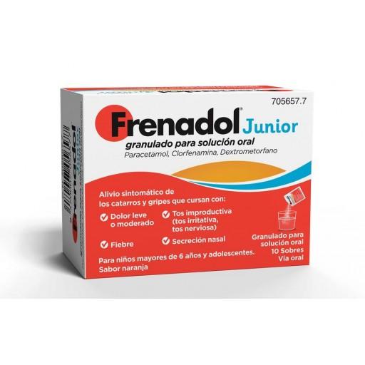 FRENADOL JUNIOR 10 SOBRES [0]