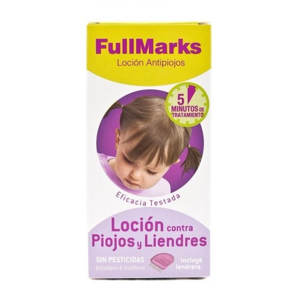 Full Marks Loción Antipiojos