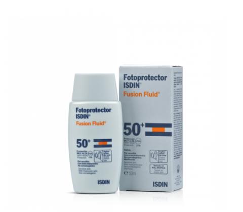 Isdin Fotoprotector SPF 50 Fusion Fluid 50 mL