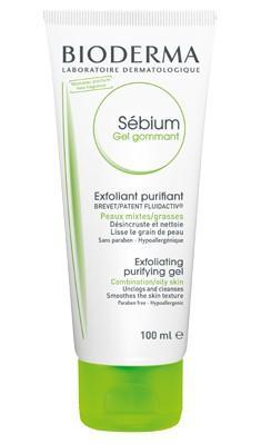 Bioderma Sebium Gel Exfoliante 200 ml