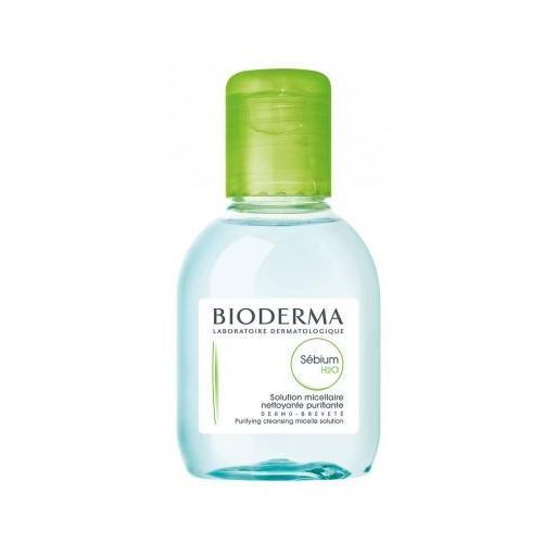 Bioderma Sebium H2O Agua Micelar  100 ml