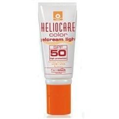 Heliocare SPF 50 Gel Cream Color Light 50 mL