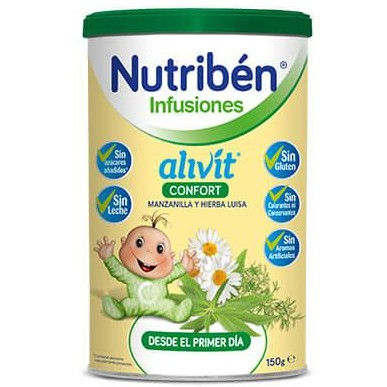 Infusión Nutribén Alivit Confort 150gr