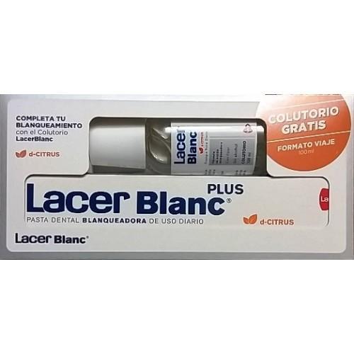 LacerBlanc Pasta Dental 125 mL  d-citrus
