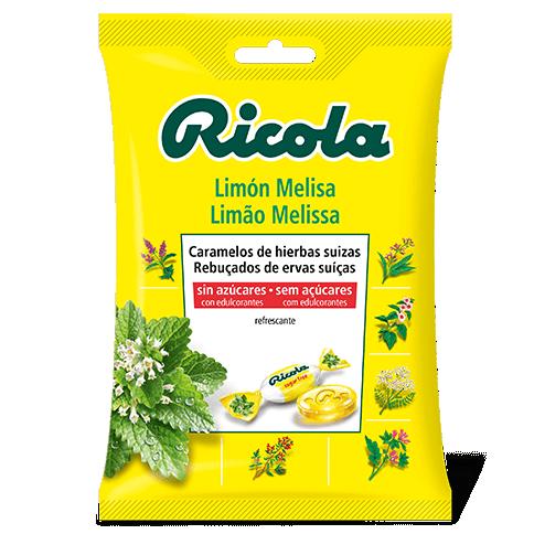 Ricola caramelos Limón Melisa 70gr