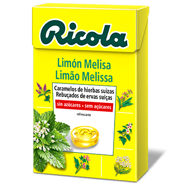 Ricola caramelos Limón Melisa 50gr
