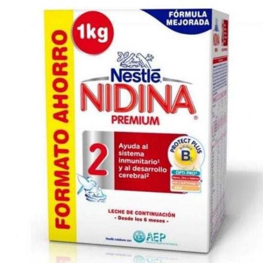 NIDINA 2 PREMIUM FORMATO AHORRO 1 KG [0]