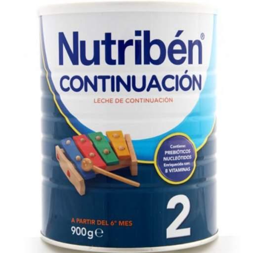 Nutriben 2 Continuación 800 gramos