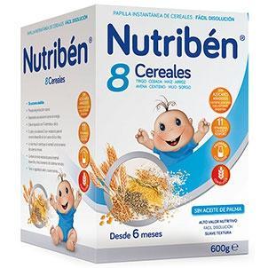 Nutriben 8 cereales