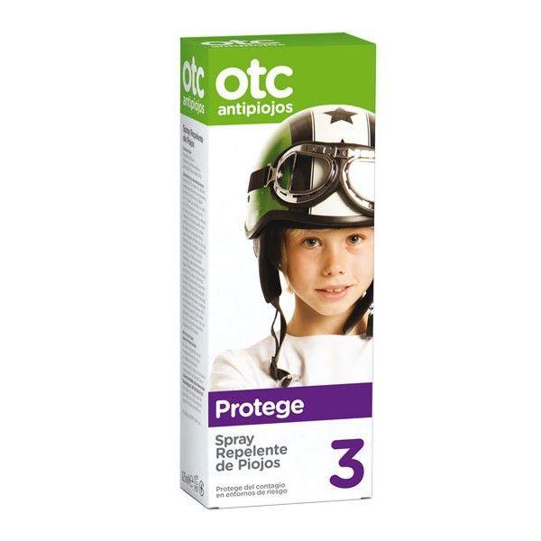 OTC Antipiojos Spray Repelente