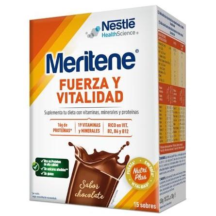 Meritene Batido - Chocolate 15 Sobres