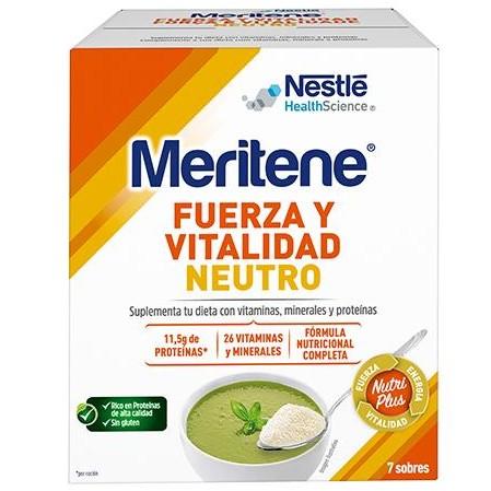 Meritene Neutro - 7 Sobres