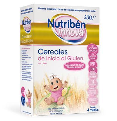 Cereales Nutribén Innova de Inicio al Gluten 300gr
