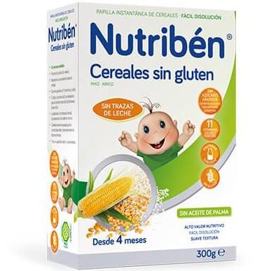 Cereales Nutribén Sin Gluten 300gr