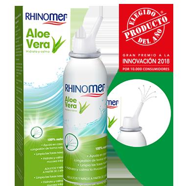 RHINOMER Aloe Vera 100ml GRATIS