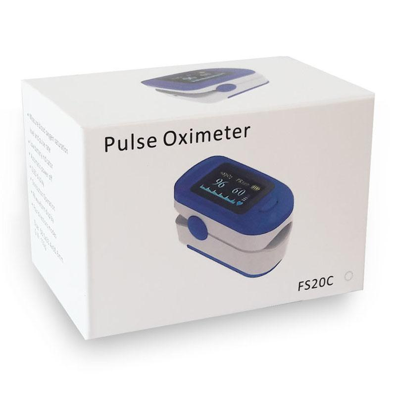 Pulsioximetro de dedo modelo FS20C