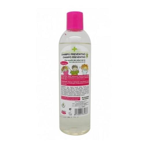 Champu Junior con Aceite del Árbol del Té