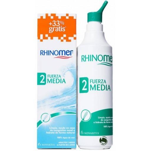 RHINOMER F2 Nebulizador para limpieza nasal 135 + 45ml GRATIS [0]