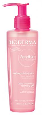 Bioderma Sensibio Gel Moussant 200 ml