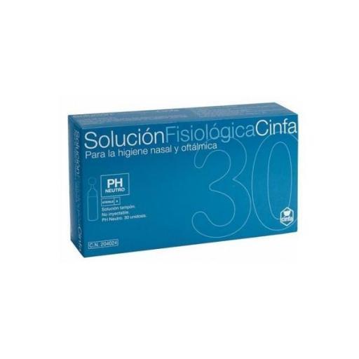 Cinfa Solución Fisiológica 30 unidosis