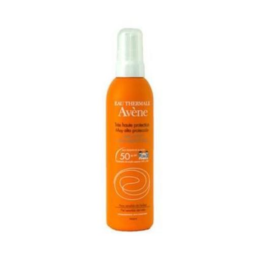 Avene spray solar SPF 50 pediátrico 200 mL