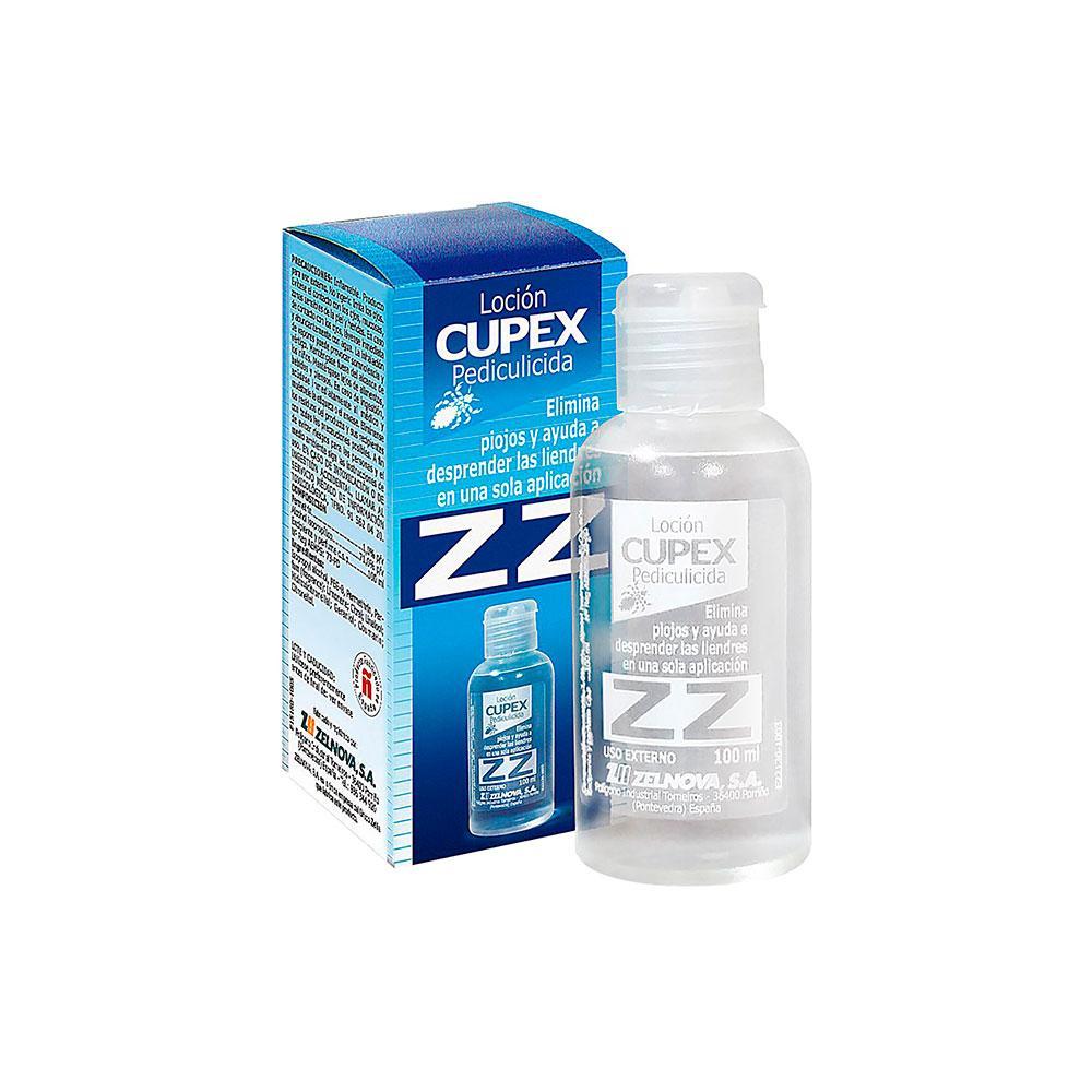 ZZ Loción Cupex Pediculicida