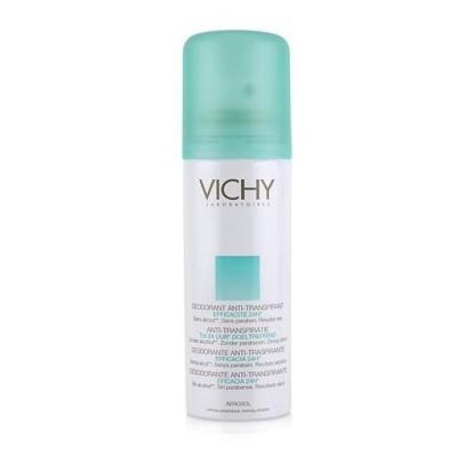 Vichy Desodorante Anti Transpirante Vaporizador 125 mL