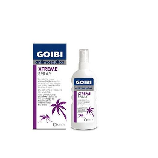Spray Goibi Antimosquitos Xtreme