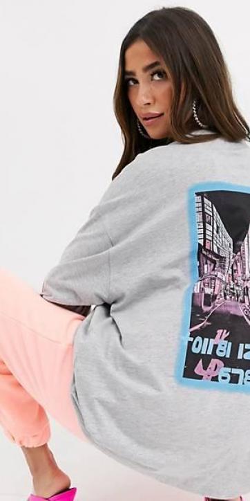 Camiseta luces urbanas