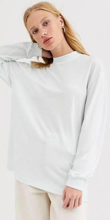 Camiseta verde menta