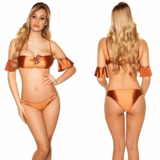 Bikini Tulum bronce [1]