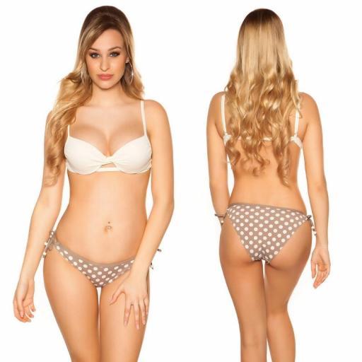 Bikini Andalucía crema [1]