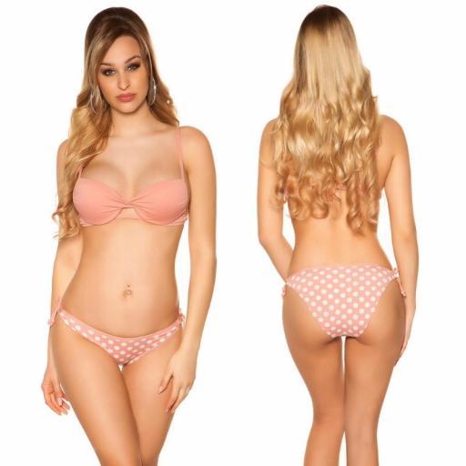Bikini Andalucía rosa [1]