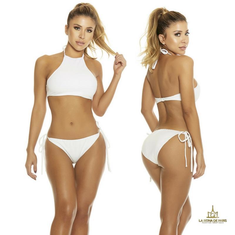 Bikini blanco