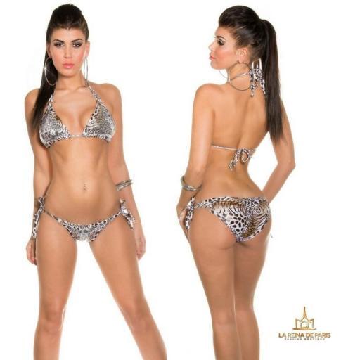 Bikinis Leopardo print Boreal [1]