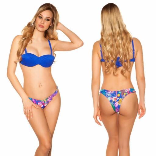 Bikini Copacabana azul [2]