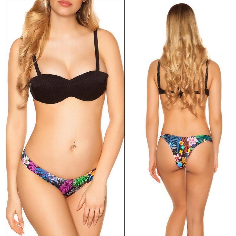 Bikini Copacabana negro