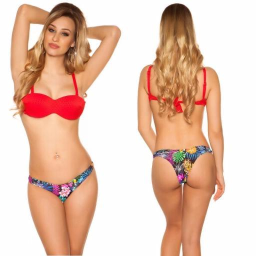 Bikini Copacabana rojo [2]