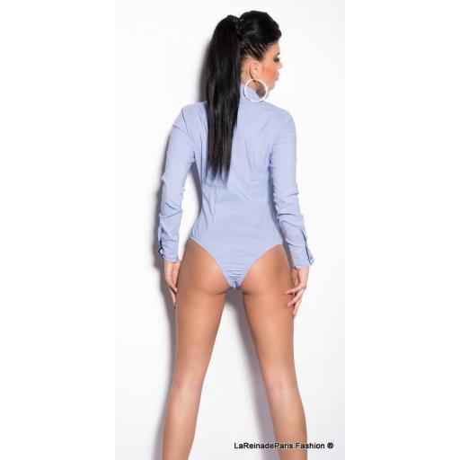 Body blusa de moda ejecutiva [1]