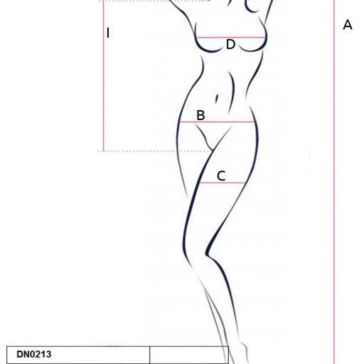Body de malla blanco [2]