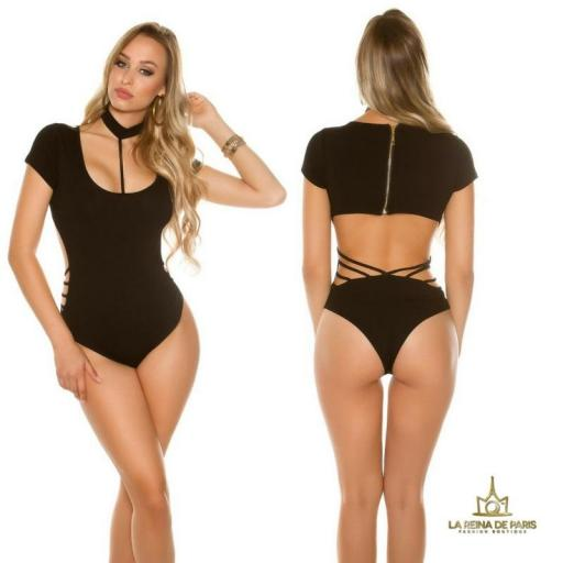 Body negro cut out