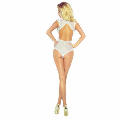 Body retro sexy encaje a la vista [1]