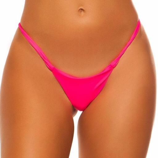 Braga bikini fucsia combinable
