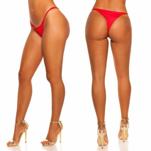 Braga bikini rojo combinable  [2]
