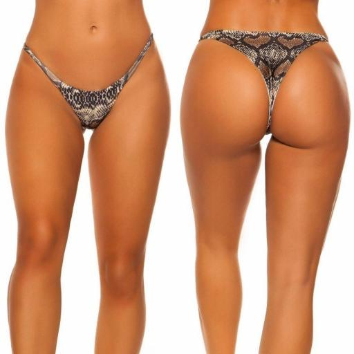 Braga bikini serpiente combinable  [2]