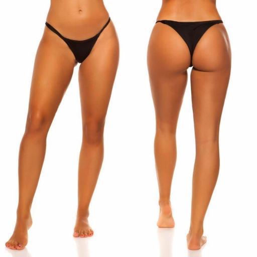 Braga bikini negro combinable  [3]